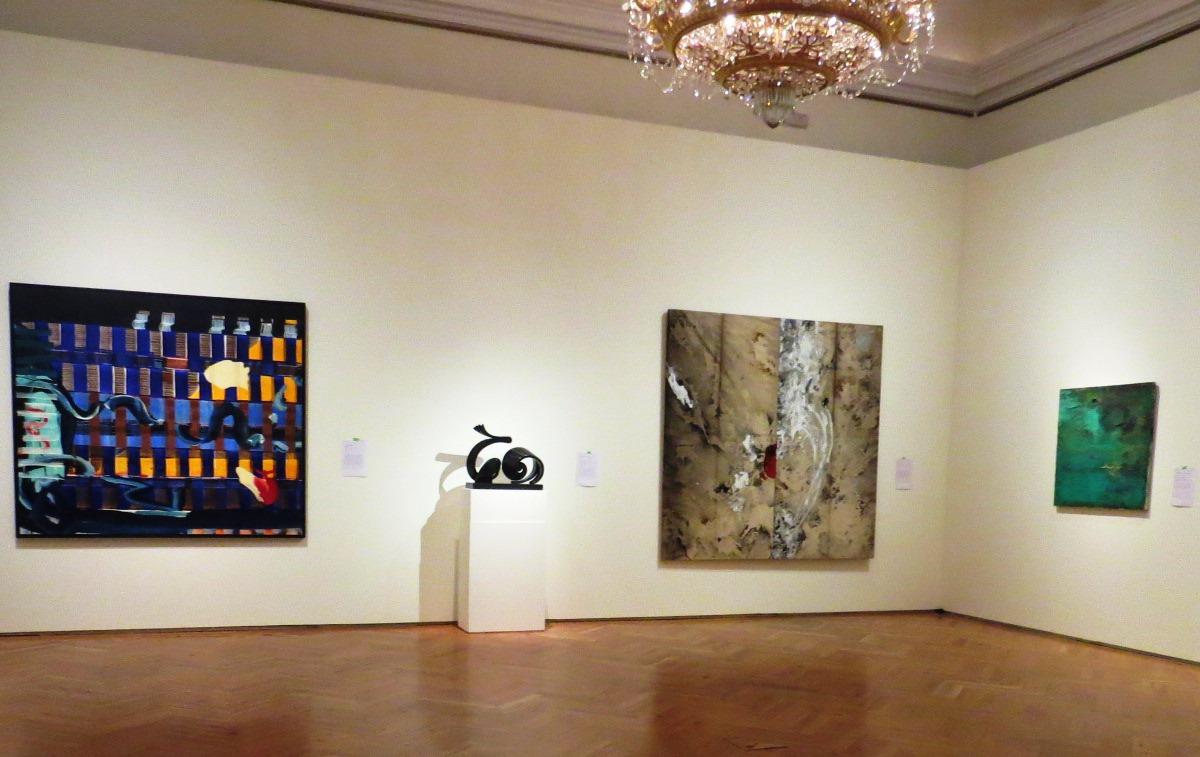 """Exposición: """"Arte Contemporáneo en Palacio. Pintura y Escultura en las Colecciones Reales"""