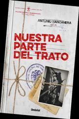 Antonio Manzanera nos presenta su nuevo thriller,