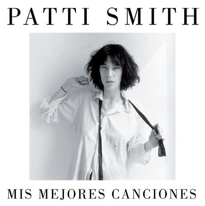 """Lumen publica """"Mis mejores canciones"""" de Patti Smith"""