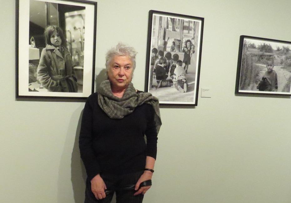 Exposición Paz Errázuriz, 170 fotografías de la artista chilena