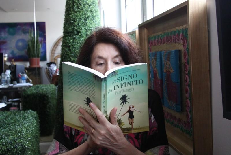 Entrevista a Pilar Sahagún: