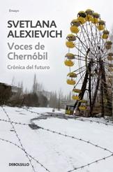 Debolsillo publica la obra de la premio Nobel Svetlana Alexievich
