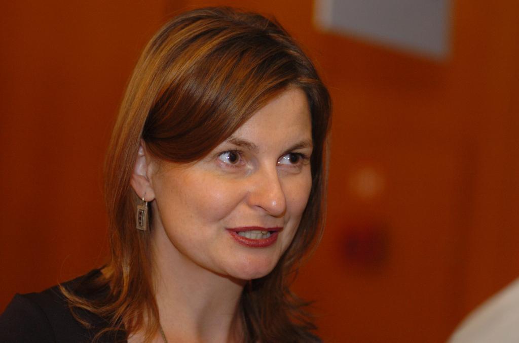 """Entrevista a Radka Denemarková, autora de """"El dinero de Hitler"""""""