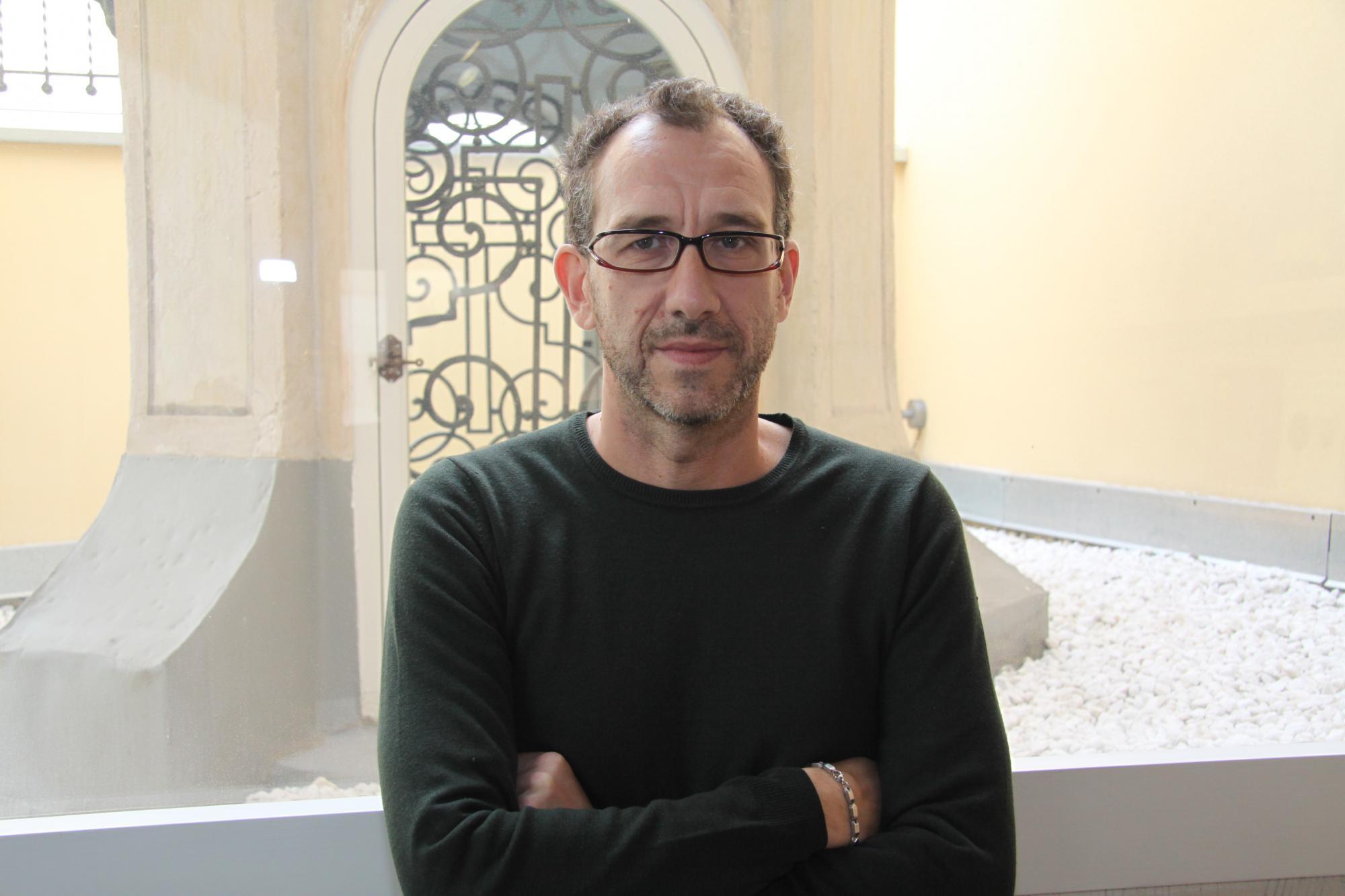 Entrevista a Ricardo Menéndez Salmón, autor de