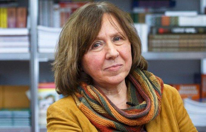 La escritora bielorrusa Svetlana Alexievith consigue el Premio Nobel de Literatura 2015