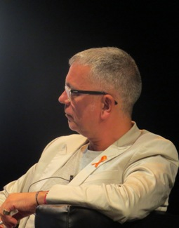 El periodista Juan Ramón Lucas