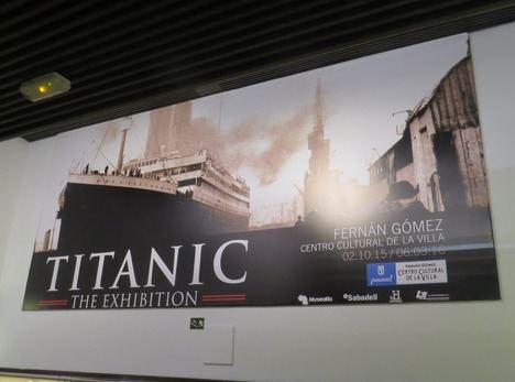 """La exposición """"Titanic The Exhibition"""" llega a Madrid con nuevas piezas jamás mostradas al público"""