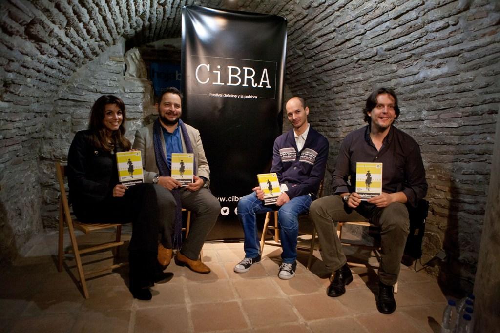 El cine literario, reivindicado en el Festival Cibra como el mejor aliado de las Humanidades