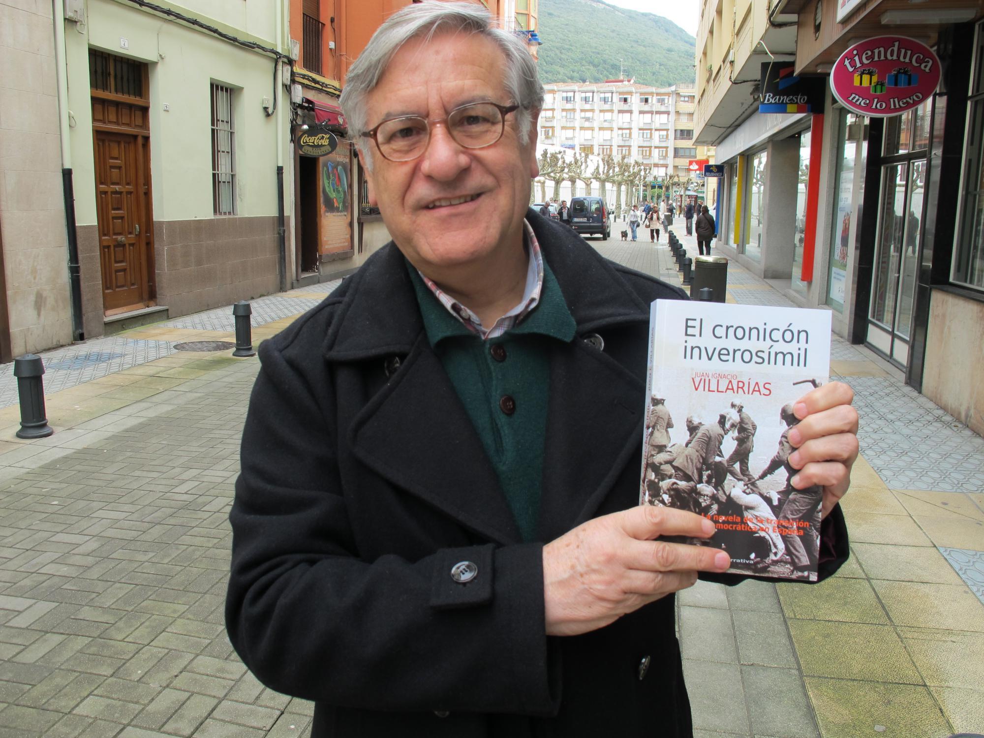 Entrevista a Juan Ignacio Villarías, autor de