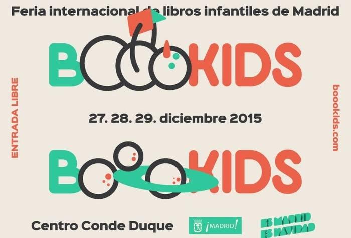 Boookids. La Feria internacional de libros infantiles de Madrid a finales de mes en el Conde Duque