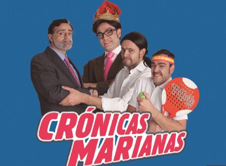 Crónicas Marianas