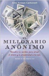 """Álex Arroyo Carbonell publica """"El millonario anónimo"""""""