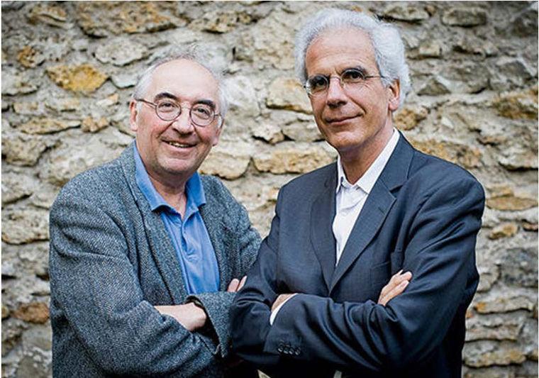Christian Laval y Pierre Dardot