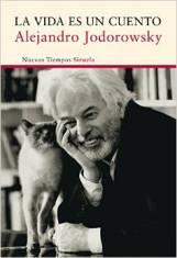 Alejandro Jodorowsky publica su último libro,