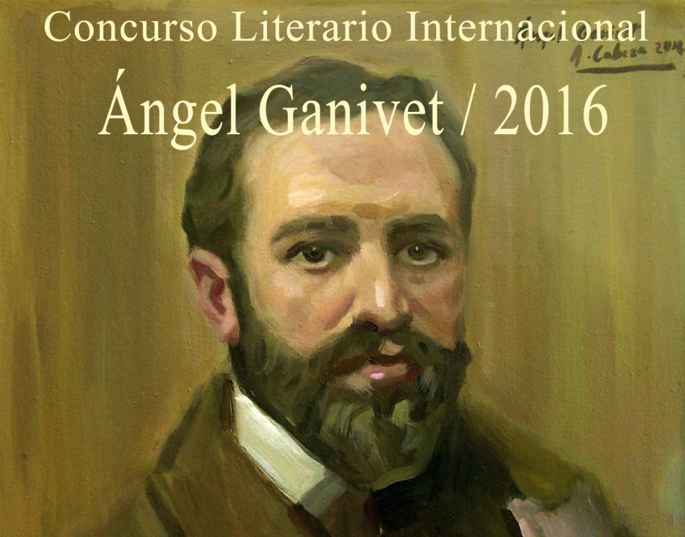 """El Concurso Literario Internacional """"Ángel Ganivet"""" pone en marcha su Décima Edición"""
