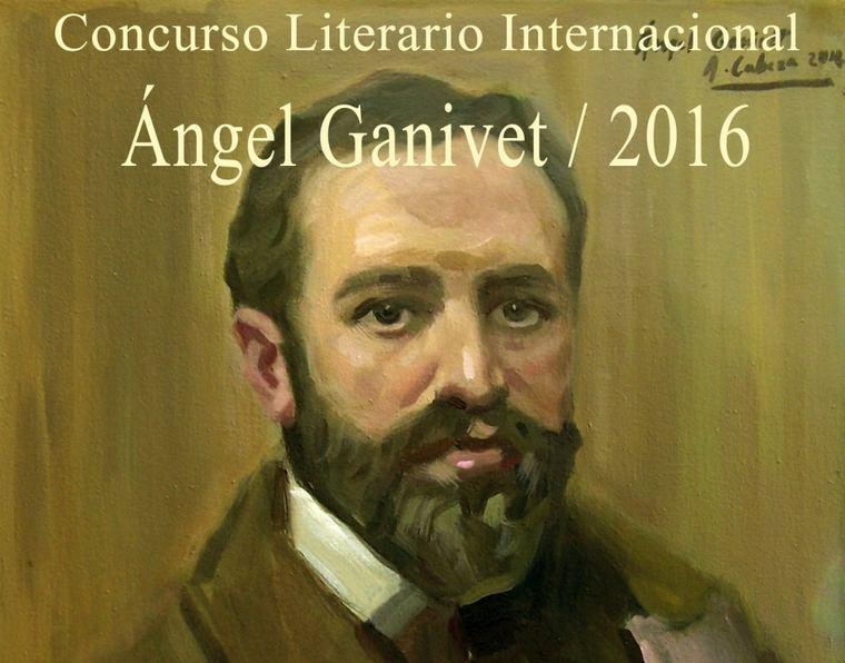 """Concurso Literario Internacional """"Ángel Ganivet"""""""