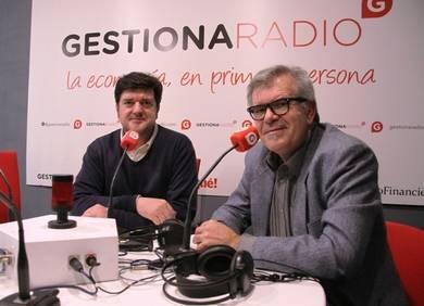 Antonio Martinez Asensio y Javier Velasco Oliaga