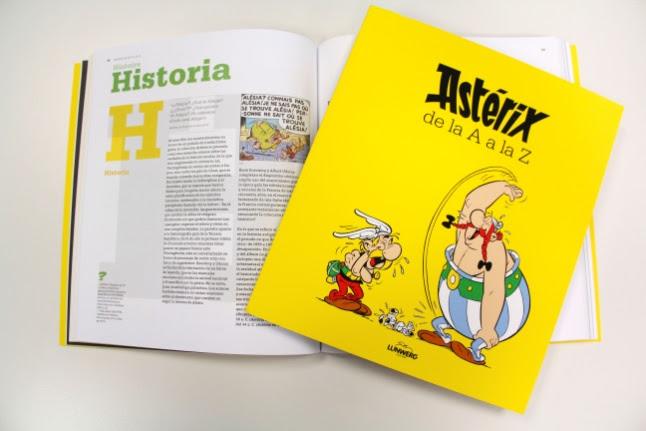 """¡Por Tutatis! ¡Llega la """"enciclopedia"""" para """"asterófilos""""!"""