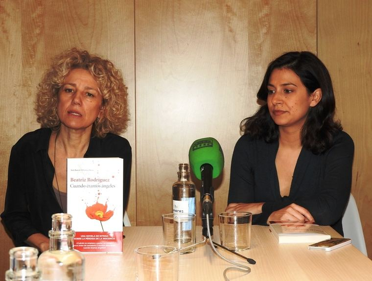 Elena Ramírez y Beatriz Rodríguez