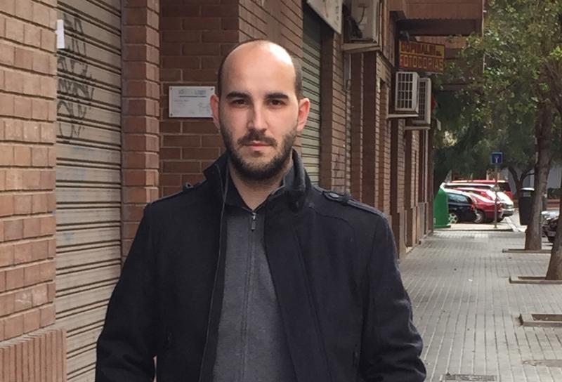 "Entrevista a Borja Ventura, autor de ""Guztiak"""