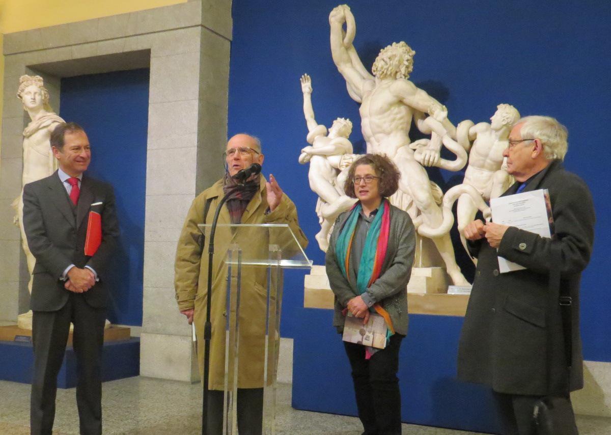 """Exposición: """"El camino inverso"""" del escultor Julio López Hernández"""
