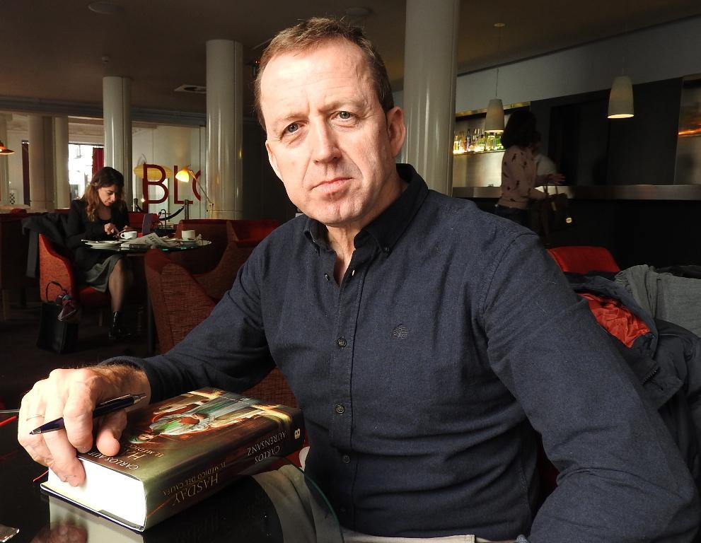 """Entrevista a Carlos Aurensanz, autor de """"Hasday. El médico del Califa"""""""