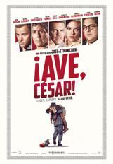 """""""¡Ave, César!"""", producida, escrita y dirigida por los hermanos Coen, Joel y Ethan"""