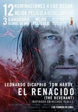"""""""El renacido"""", coproducida, coescrita y dirigida por Alejandro González Iñárritu"""