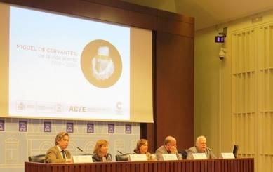 Javier Gomá, Elvira Marco,  Ana Santos Aramburo, José Manuel Lucía Megías y Carlos Reyero