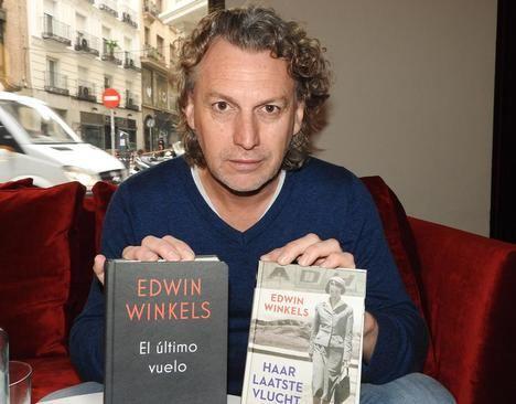 """Entrevista a Edwin Winkels, autor de """"El último vuelo"""""""