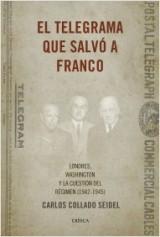 El telegrama que salv� a Franco