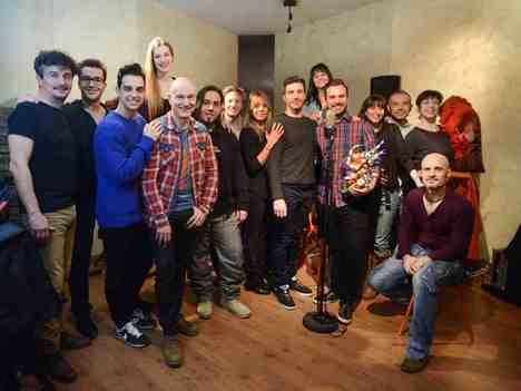 El teatro musical unido para celebrar el Día Mundial del Teatro