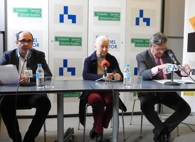 Manuel Llorente Machado, Mar�a Espa�a Su�rez Garrido y Narciso de Fox�
