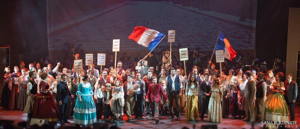 El Teatro Compac Gran Vía acogerá el estreno del musical
