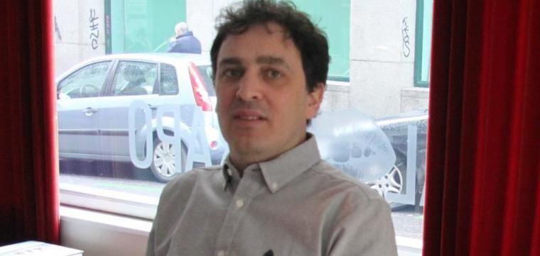 José C. Vales, ganador del Premio de Novela Nadal 2015