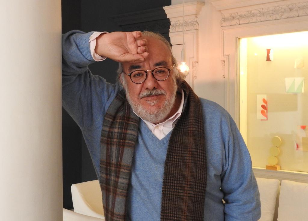 """Entrevista a Juan Pedro Cosano, autor de """"La fuente de oro"""""""