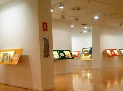 """Exposición """"Juguetes de construcción. Escuela de la arquitectura moderna"""""""