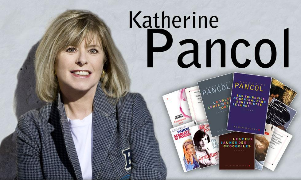 La escritora francesa Katherine Pancol publica en España