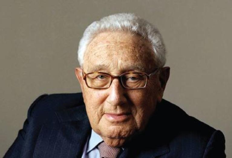 Henry Kissinger publica su ensayo