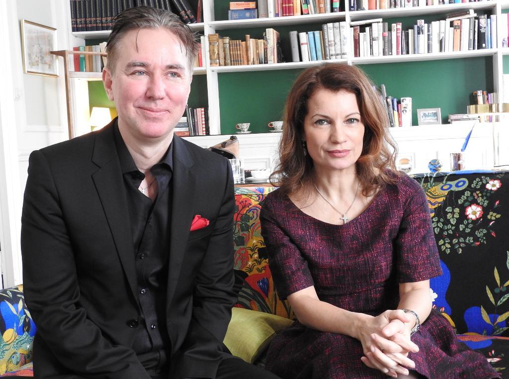 """Entrevista a Lars Kepler, autor de """"En la mente del hipnotista"""""""