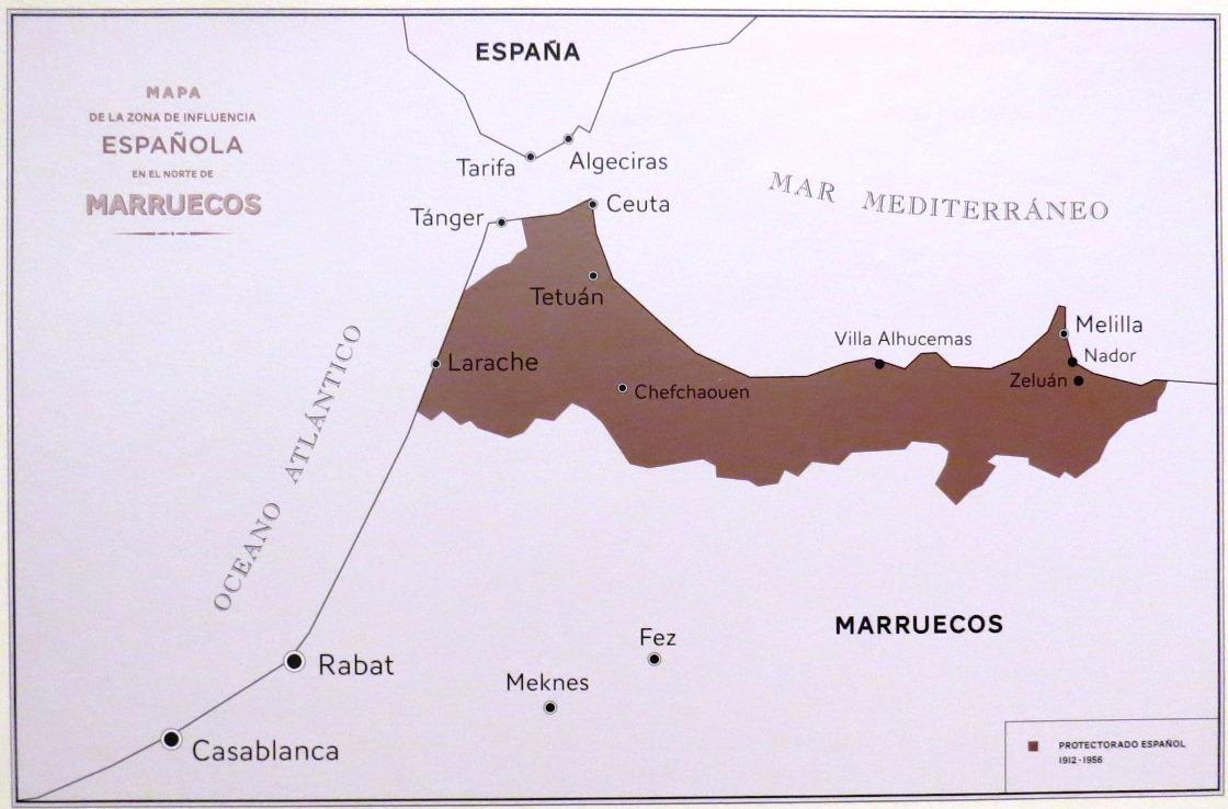"""La exposición """"Expectativa y Memoria"""" reúne más de un centenar de imágenes de autores españoles y marroquíes que retratan el norte de Marruecos en el último siglo"""