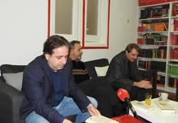 Joan Doce, Xo�n Abeleira y Joan Tarrida