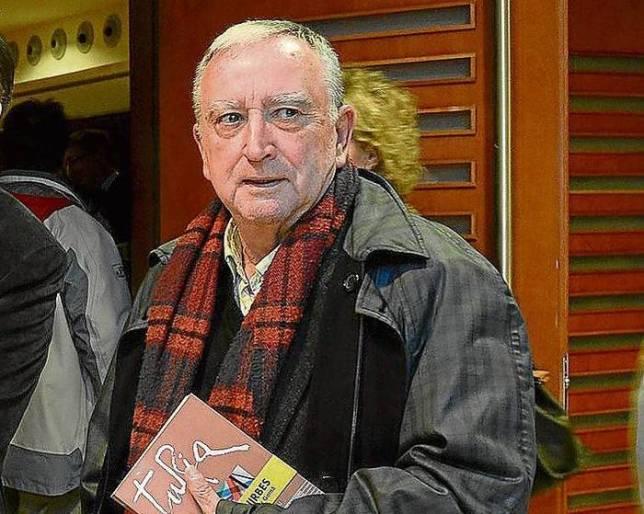 Anagrama homenajea a Rafael Chirbes y publica su novela póstuma