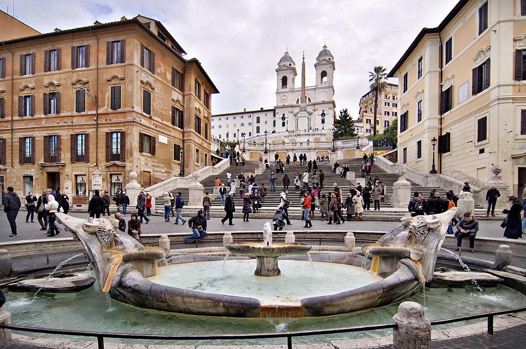 Roma, donde siempre hay que volver