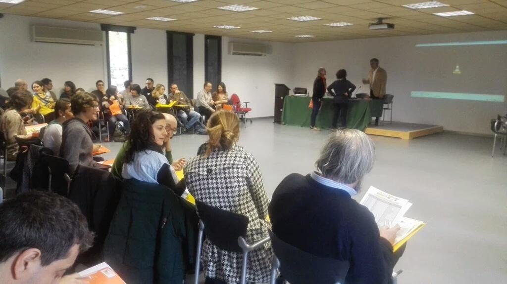 La Escuela de Escritores Alonso Quijano asistió al XIV Encuentro Internacional de Formación Motiv-Arte/Convin-Arte organizado por la Fundación Yehudi Menuhin