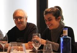 Xabier Guti�rrez y Anna Soldevila