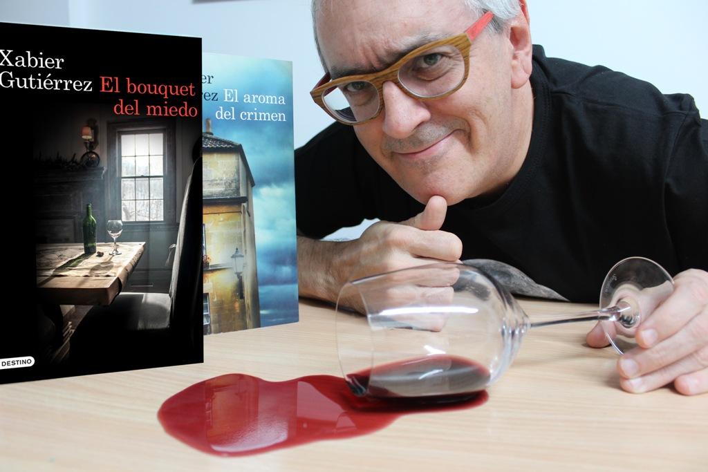 El lado más negro de Xabier Gutiérrez, responsable de innovación y creatividad gastronómica en Arzak, presenta el Noir gastronómico