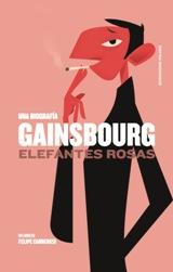 Felipe Cabrerizo publica su personal biografía de Serge Gainsbourg