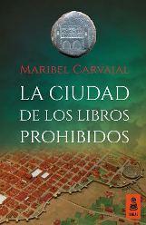 Maribel Carvajal publica la novela histórica
