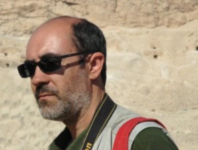 El egiptólogo José Miguel Parra presenta su nuevo libro